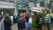Warnstreik T-Systems 23./24.5.
